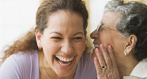 La pérdida auditiva en adultos.