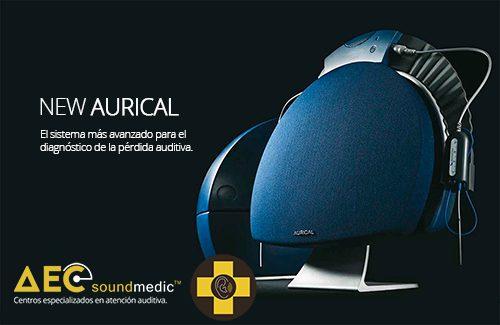 AEC Soundmedic incorpora el sistema Aurical de Otometrics a sus centros.